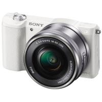 Sony Alpha A5100 Kit 16-50 White