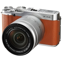Fujifilm X-A2 Kit Brown