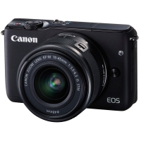 Canon EOS M10 Black + EF-M 15-45 IS STM